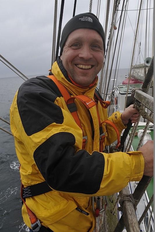 SSS Greif 36 Mann an Bord Toern Ostsee 2014-09-26 QF Copyright Foto Knut Hildebrandt