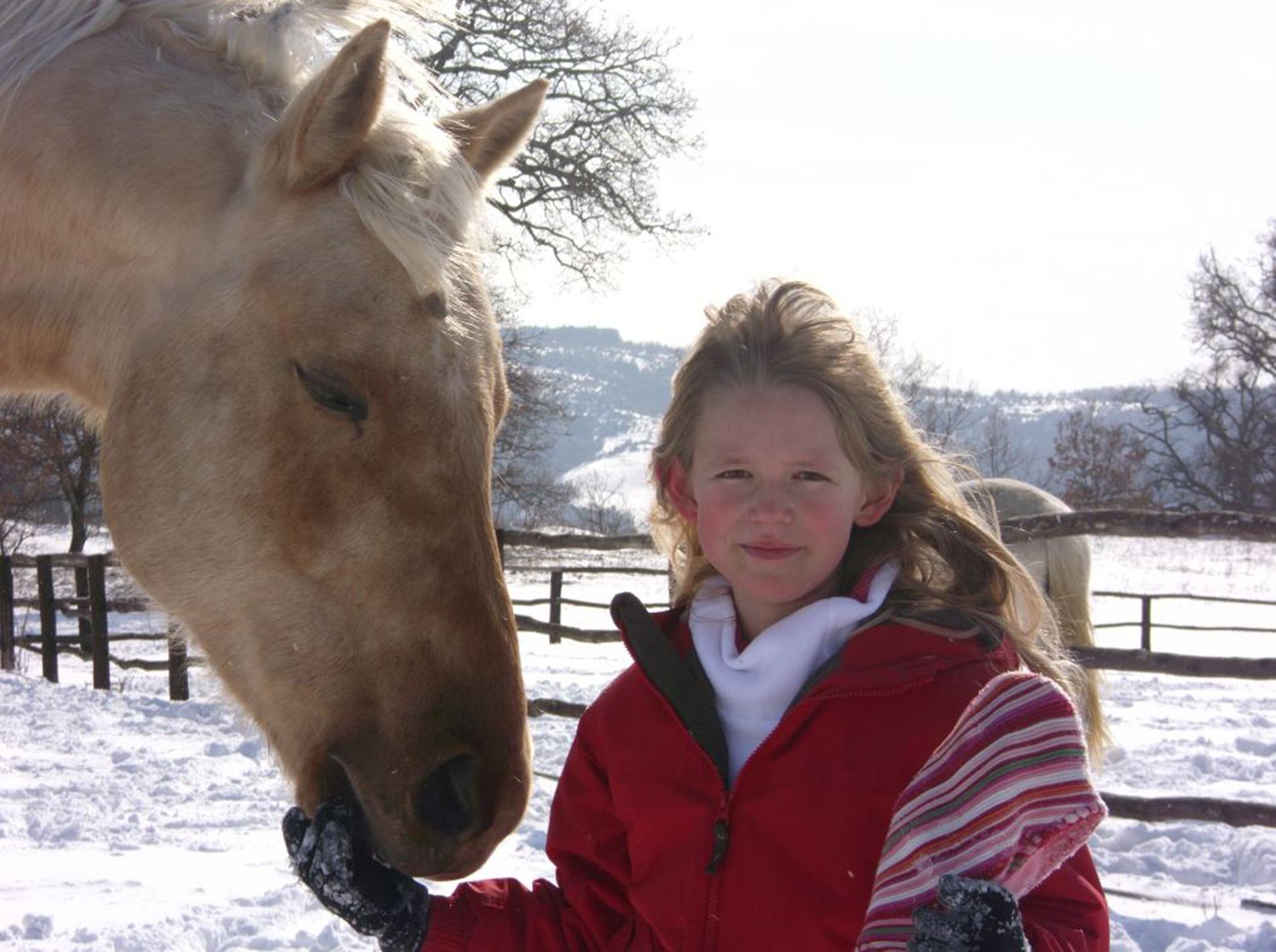 """Jahren schon ein """"Pferdemensch"""", der von Oakey voll respektiert wird. Wichtig ist auch das Zusammensein mit dem Pferd, ohne etwas von ihm zu fordern. © 2015, AsvaNara, BU: Bernd Paschel"""