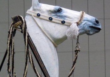 THE BEDOUIN BRIDLE