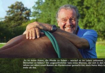 """""""Wohin auch immer Du gehst – bring Dein Herz mit!"""" – Heinz Welz im Gespräch mit Bernd Paschel"""