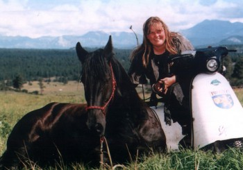 """""""Gewaltlose Kommunikation zwischen Mensch und Pferd"""" – Silke Vallentin im Interview"""